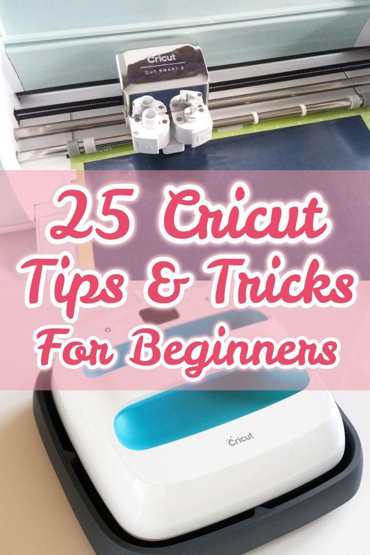 25 Tips Amp Tricks For Cricut Explore Air 2 Amp Cricut Maker