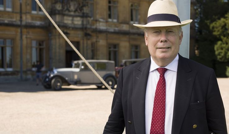 A Farewell to Downton Abbey — With Julian Fellowes