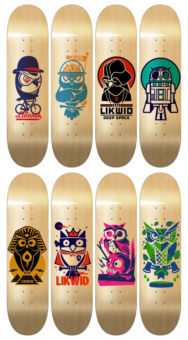 Skateboard Design Ideas plywood for good Skateboard Designs 1 On Behance