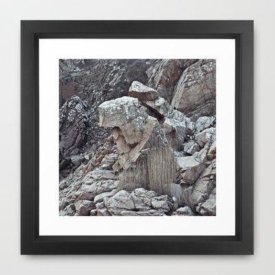 Kullamannen Framed Art Print by lilla värsting - $32.00