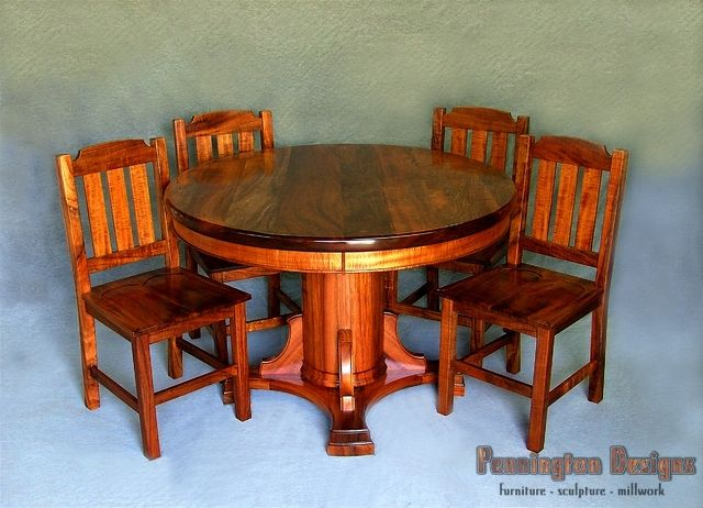 Best images about koa furniture on pinterest