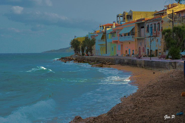 GREECE CHANNEL | Kataraktis,Chios/GR