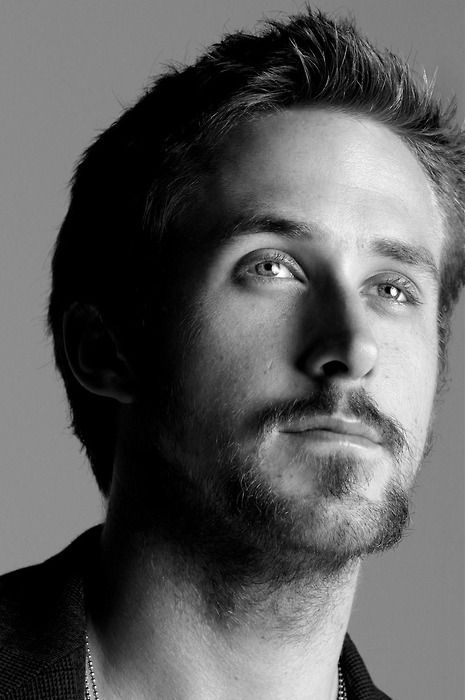 I just watched The Notebook last night. This man is beautiful. Ryan Gosling <3