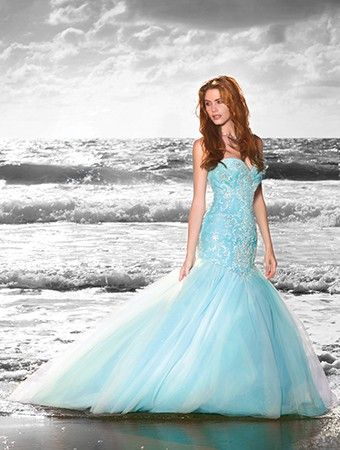 Ariel - Trouw nu als Disney-bruid - Nieuws - Fashion