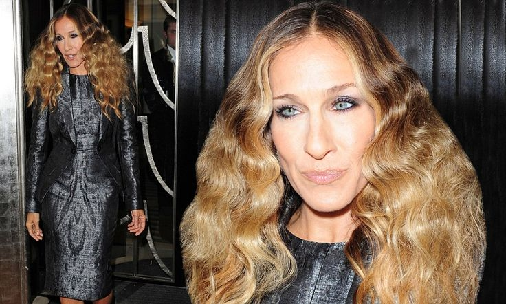 Sarah Jessica Parker is the mane attraction with her bouffant hair