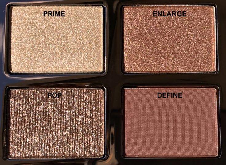 Charlotte Tilbury Beauty Filters ExaggerEyes Eyeshadow