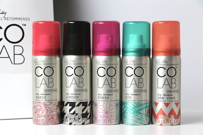 Monumental News: I've launched my own Dry Shampoo!   A Model Recommends