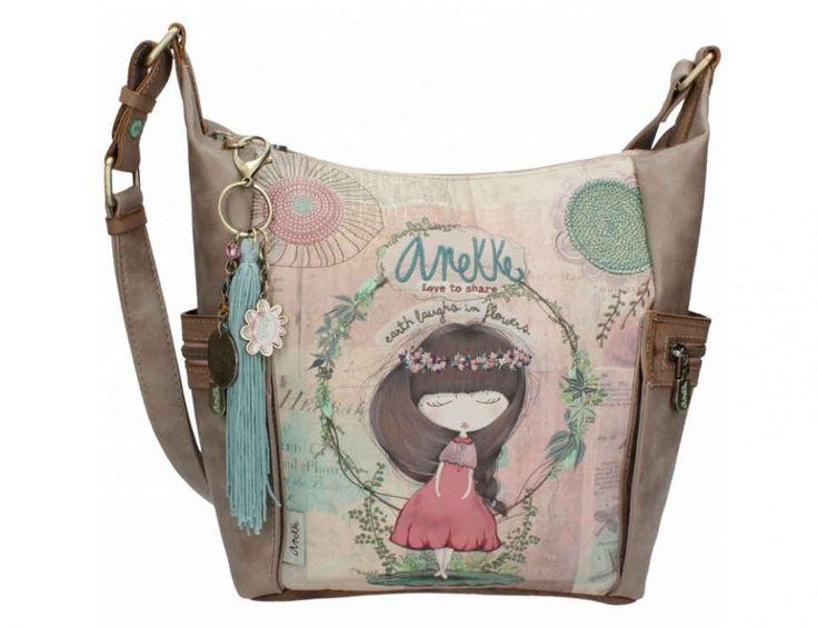 Anekke Nature crossbody bag   23x10x30 cm 24771-1