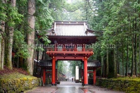 Futarasan Shrine - Nikko World Heritage Japan - Berlibur ke Jepang