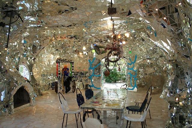 La maison de saint phalle desaintphalle mosaic spaces pinterest mosai - Maison niki de saint phalle ...