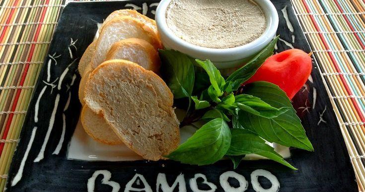 Pâte de foie de volaille – Recette Vietnamienne – Bánh Mì: Pâté – #Banh #fan …   – Pates Recette