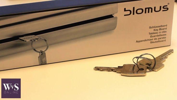 Blomus sleutelbord by Winkel van Sinkel