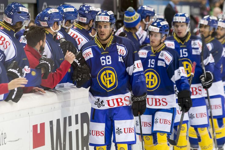 DAVOS MIT WELTMEISTER | Spengler Cup