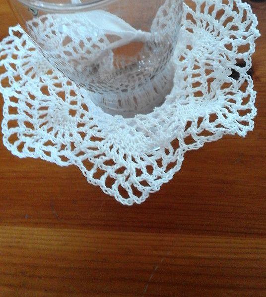 Guanti da sposa - guanti polsini sposa comunione cresima cerimonia - un prodotto unico di bandullera su DaWanda