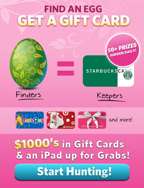 womanfreebies sweepstakes pin it 2 win it easter egg hunt we sweepstakes 3823
