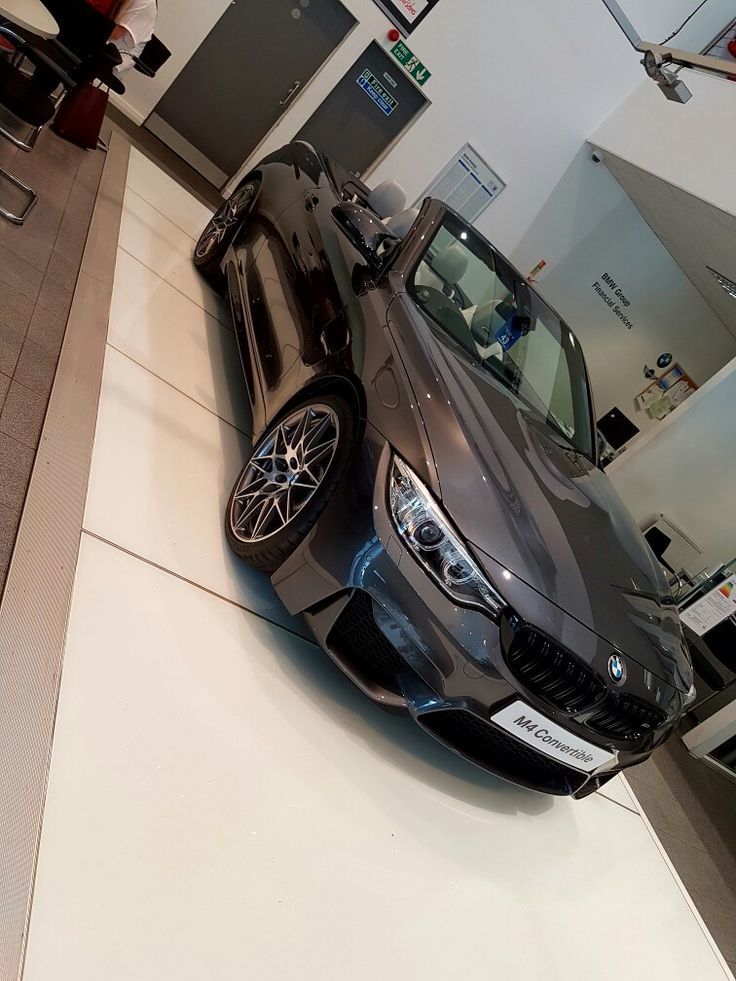 BMW M4 COMPETITION PACK CONVERTABLE F83