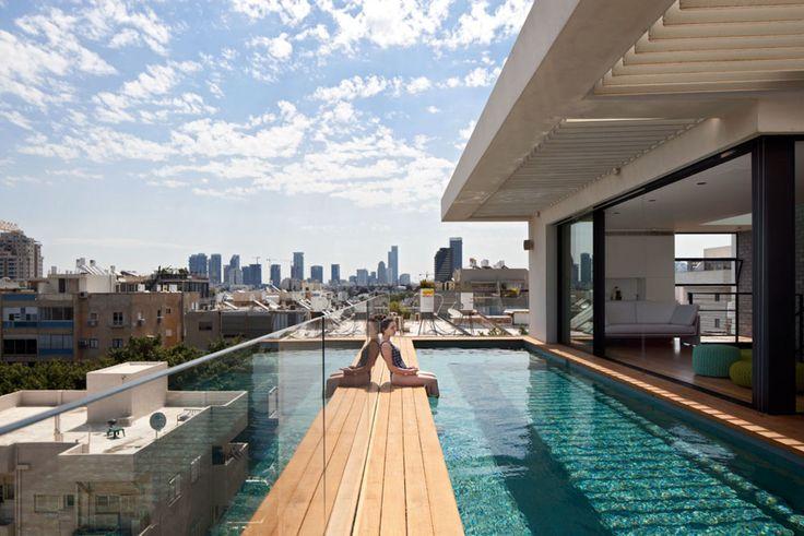 Pitsou Kedem Architect, Amit Geron · Tel Aviv Townhouse · Divisare