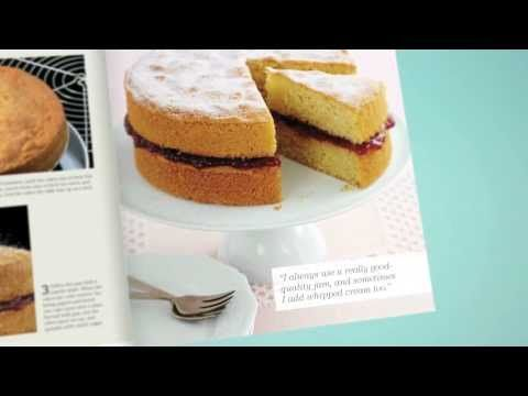 #MaryBerry #CooksthePerfect #PinthePerfect Mary Berry: How to Make a Victoria Sandwich Cake - YouTube
