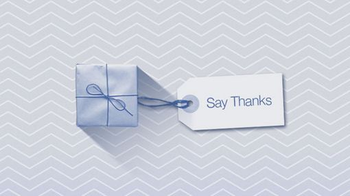 "Fitur Video ""Say Thanks"" Facebook"