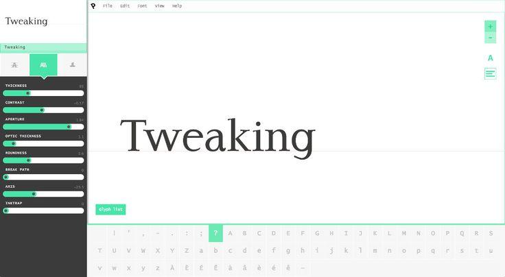 Prototypo : les typographes ont du souci à se faire !