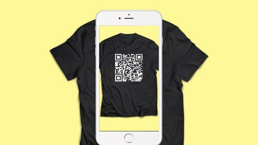 The iPhones camera app can now read QR codes