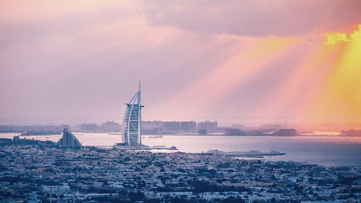 🇦🇪 Super cheap! Roundtrip flights nach Dubai ab 90€  🔥  Bookable on holidayheroes.de  🔥