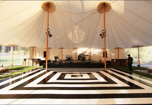 black white portable dance floor wedding party dance floor ideas floor stripes