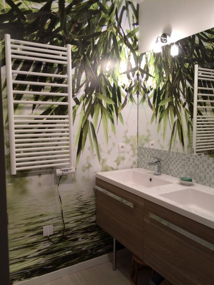 25 best ideas about salle de bain 5m2 on pinterest tr s for Salle de bain 4 5m2