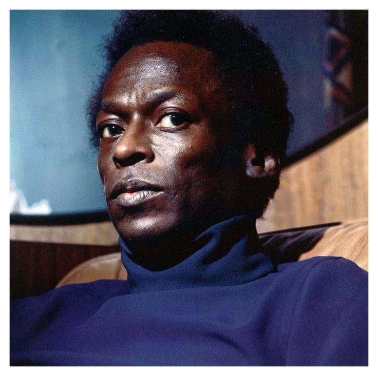 Miles Davis; 1967 by Lee Friedlander