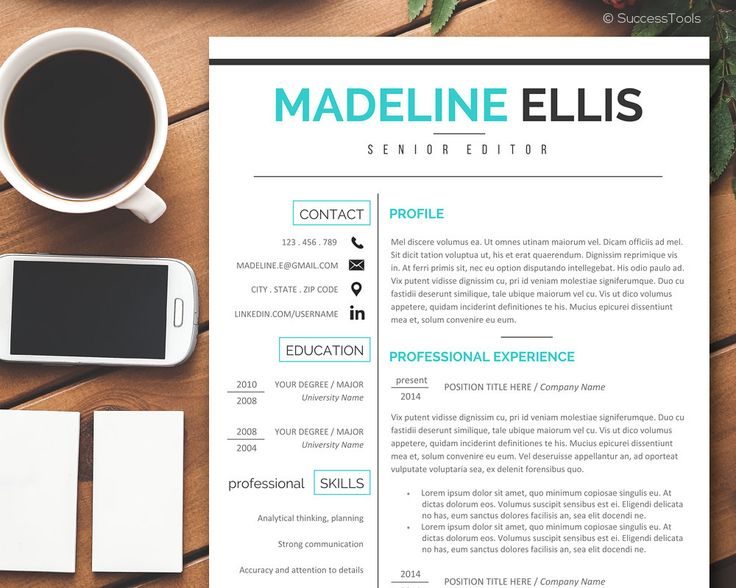 439 best Resume Templates images on Pinterest Cover letters - professional letter template word 2010