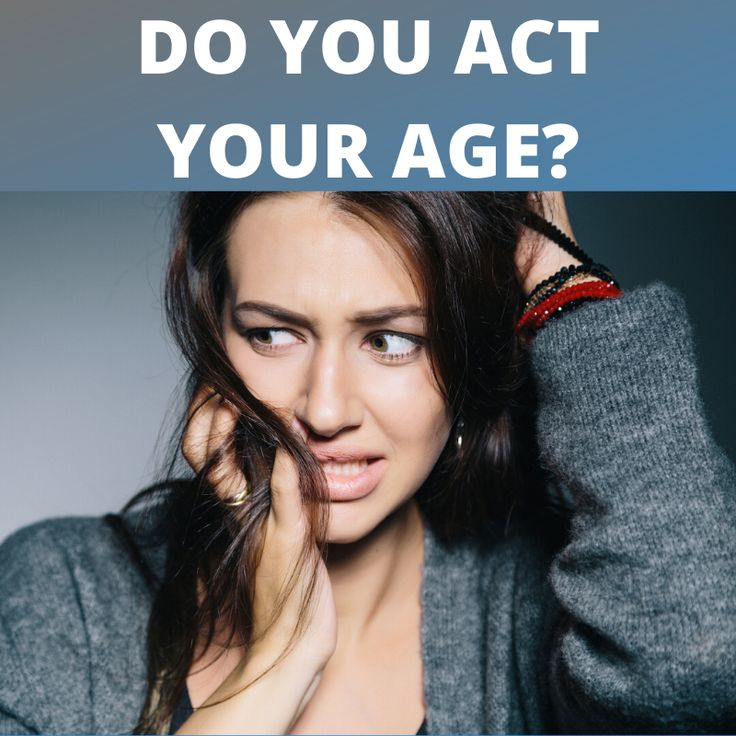 Chronological age doesn't always correlate with emotional age! How old is your soul? Take this quiz to find out!