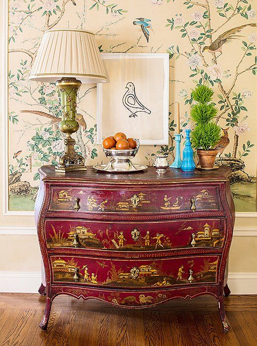 Curtains Ideas chinoiserie curtains : 17 Best images about CLOISONNE AND CHINOISERIE on Pinterest | Tea ...