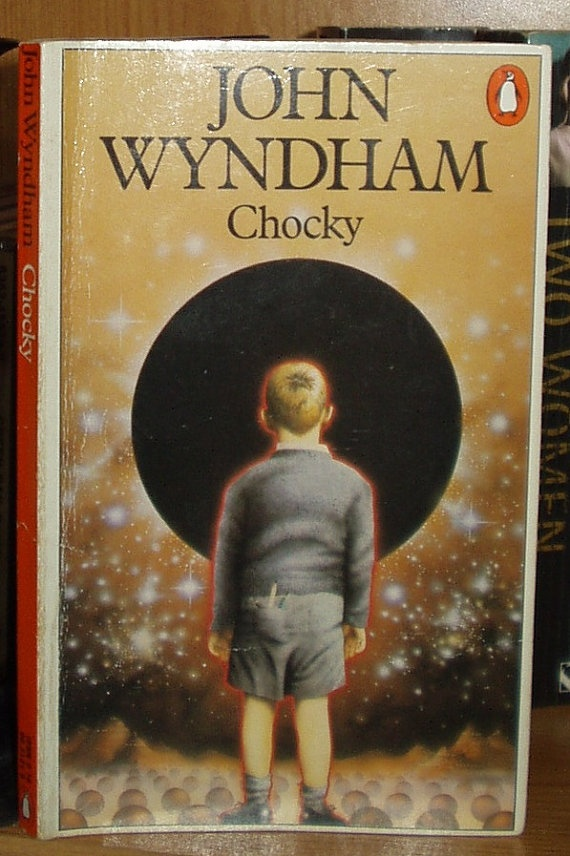 an analysis of the novel chocky by john wyndham Buy chocky by john wyndham (isbn: 9780141042183) from amazon's book   this theme in much the same way as he does with many of his novels using a.