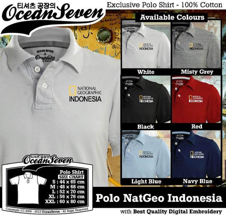 polo natgeo indonesia