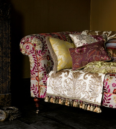 40 best Mulberry...lovely fabrics by Benedetti Interieur. www ...