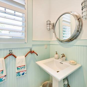 Nautical Bathroom, Cottage, bathroom, Echelon Custom Homes