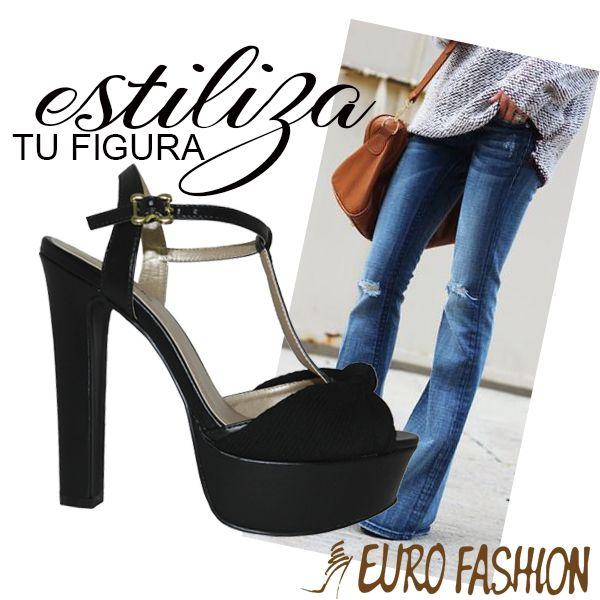 #Trendy #Negro #Eurofashion