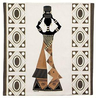 Gaddi Art Cushion Cover GC3