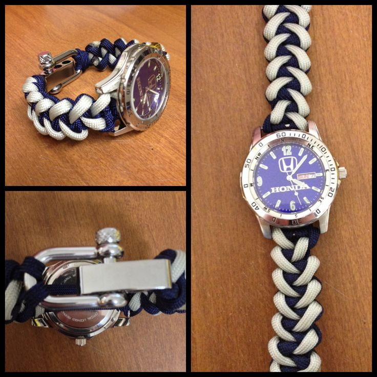 Dyi Paracord Watch Dogs