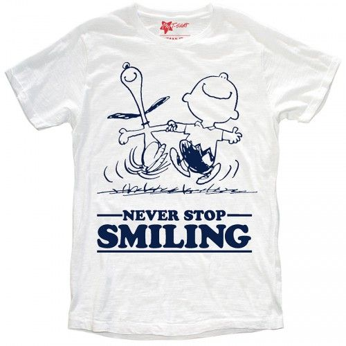 "T-SHIRT BIMBO ""SMILING"""