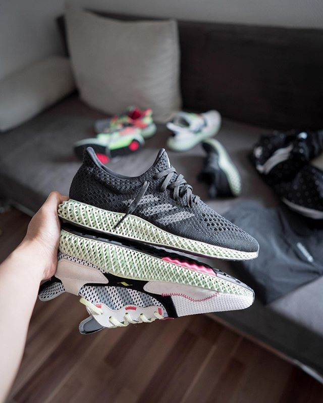 the latest f5e48 5a1ed Top or bottom  Futurecraft 4D or ZX 4000 4D  peigworldwide    inmidoutsole  x  randygalang   Twitter Photos in 2019   Sneakers, Tops und Shoes