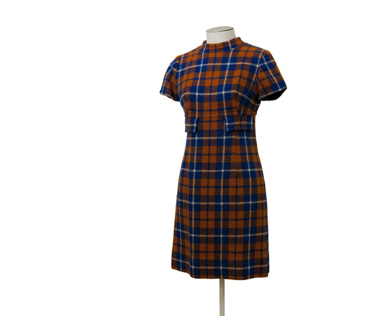 Tarantella Shift dress, 1960s-1970s, Joan Talbot, purchased by Hawke's Bay Art Gallery and Museum, collection of Hawke's Bay Museums Trust, Ruawharo Tā-ū-rangi, 99/31/2