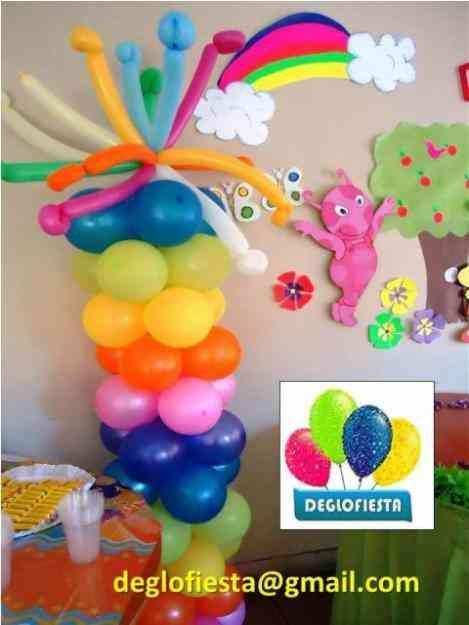como decorar con globos largos paso a paso buscar con google