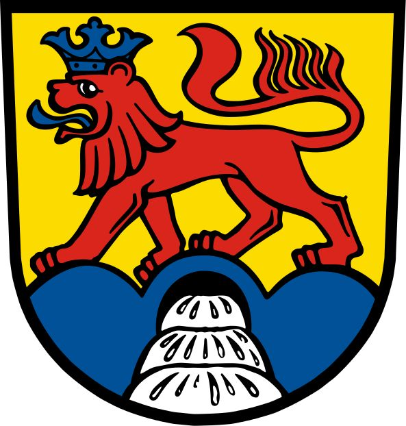 District of Calw (rural), Land: Baden-Württemberg, Germany #Calw #Germany (L16117)