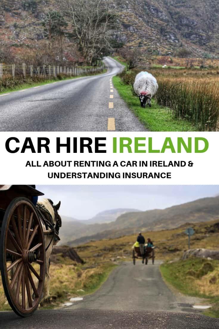 Car Rental Ireland How To Avoid The Rental Nightmares Car Hire