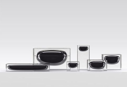 "Contemporary Glass | ""Luxury Towers"" Glass Boxes by Studio Juju."