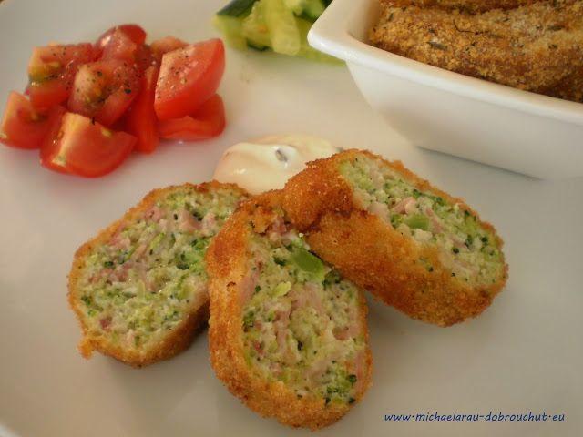 Dobrou chuť: Kuřecí holanďan s brokolicí