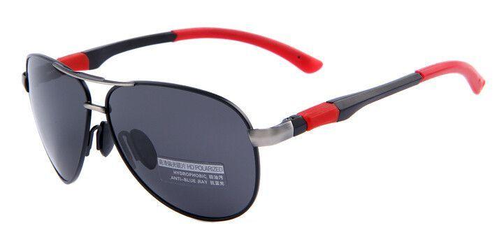 New Men Brand Sunglasses HD Polarized Glasses Men Brand Sport Polarized Sunglasses High quality