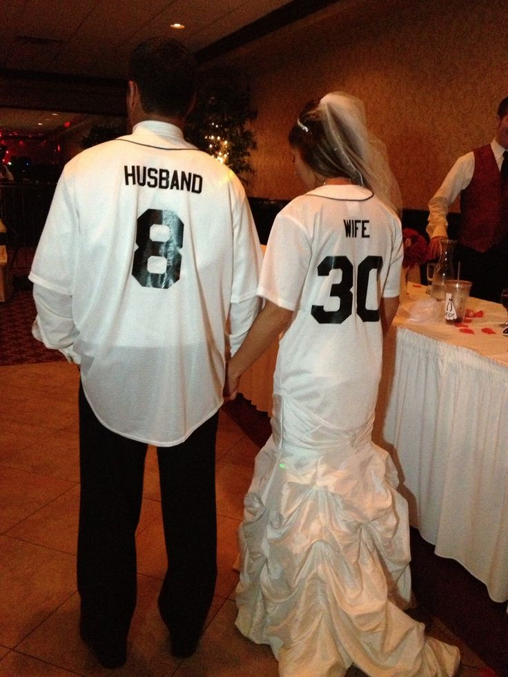 Baseball Wedding  www.preparetowed.com