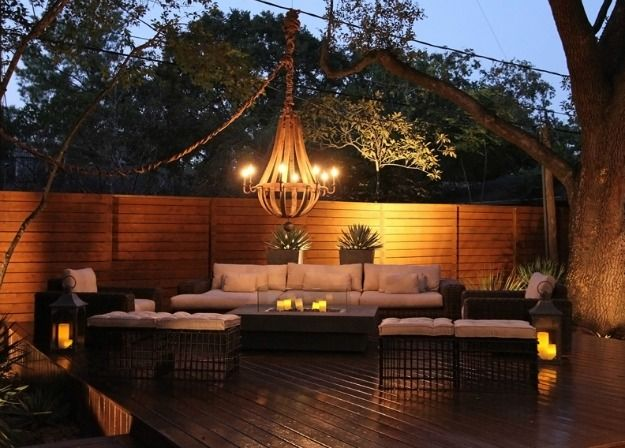 So beautiful for outdoor entertaining
